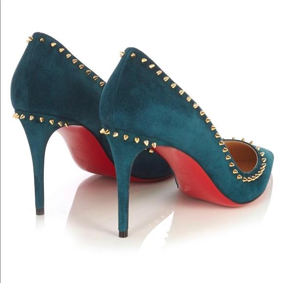 75e582b345a0 Christian Louboutin Shoes   Louboutin Anjalina 85   Poshmark